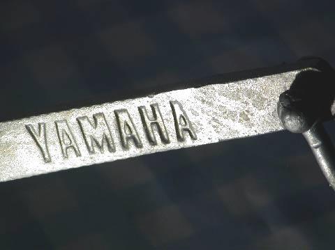 ヤマハアンカーシャンク部