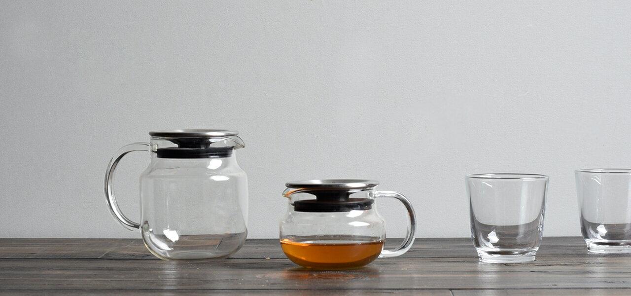 ハリオ製フタがガラスのご飯釜