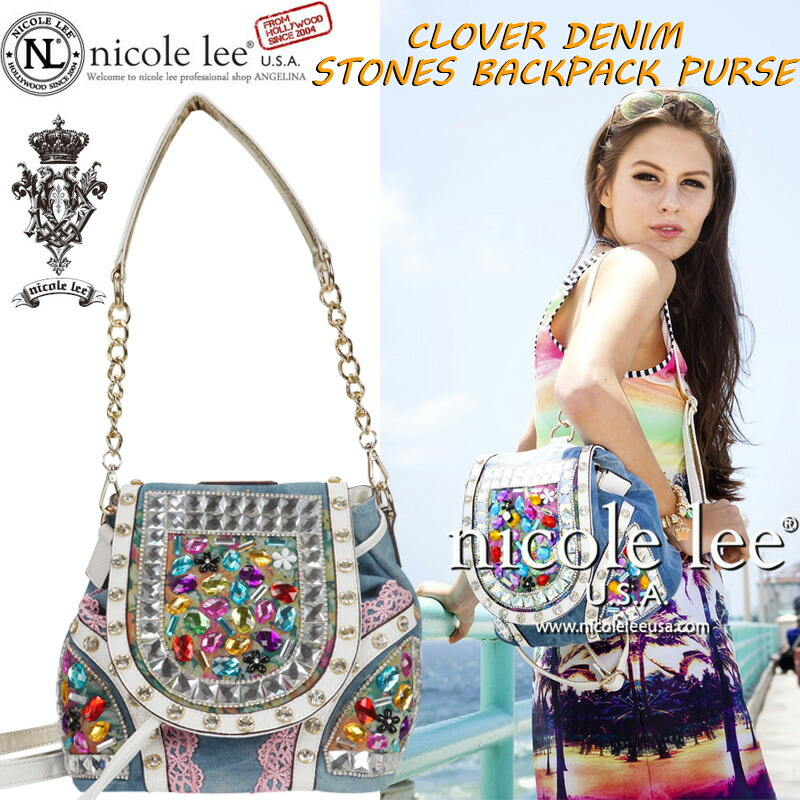 The Nicolelee Nicole Lee Animation Comics Jeans Which Are Light In Js13050 Angelina Follows Dream Denim 19l Rucksack Bag