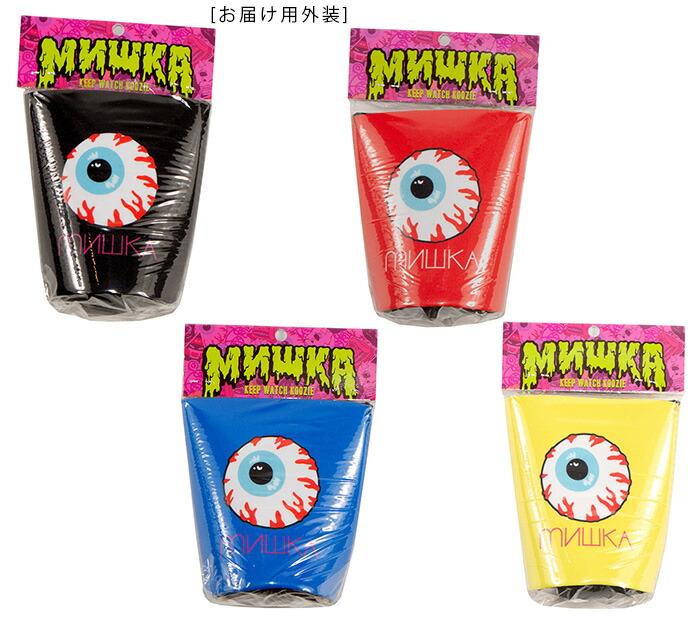 【MISHKA ミシカ】mishka クージー/ミシカ 缶ホルダー/缶ホルダー