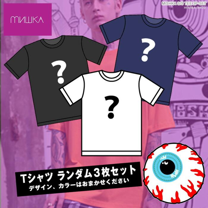 【MISHKA ミシカ】MISHKA 半袖Tシャツ/Tシャツ/MISHKA トップス