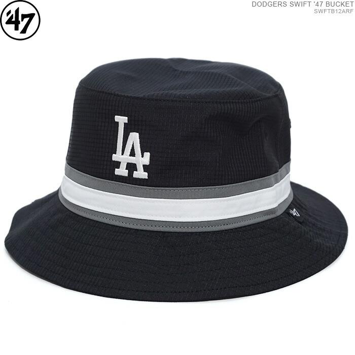 ('47/フォーティーセブン) バケットハット/MLB ハット/ドジャース