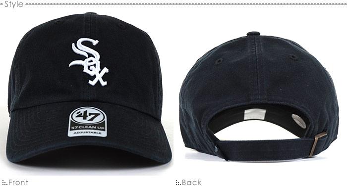 ホワイトソックス キャップ/MLB キャップ/47Brand キャップ