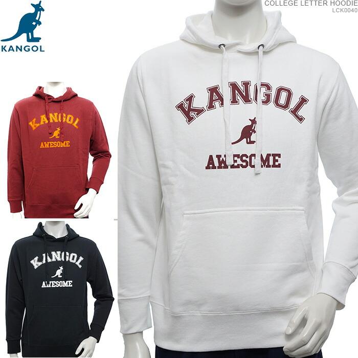 KANGOL パーカー/カンゴール プルオーバー/トップス