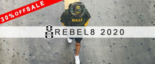 REBEL8 セール