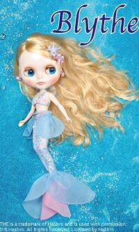 ブライス 雑貨 Doll Blythe
