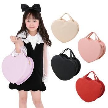 天使のドレス屋さん ロリータ ハート バッグ かばん リュック 可愛い kawaii 原宿 3way 鞄 子ども キッズ 子供