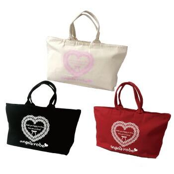 天使のドレス屋さん 旅行バッグ かばん バッグ トート ZIP 大容量 修学旅行 女子会 女の子