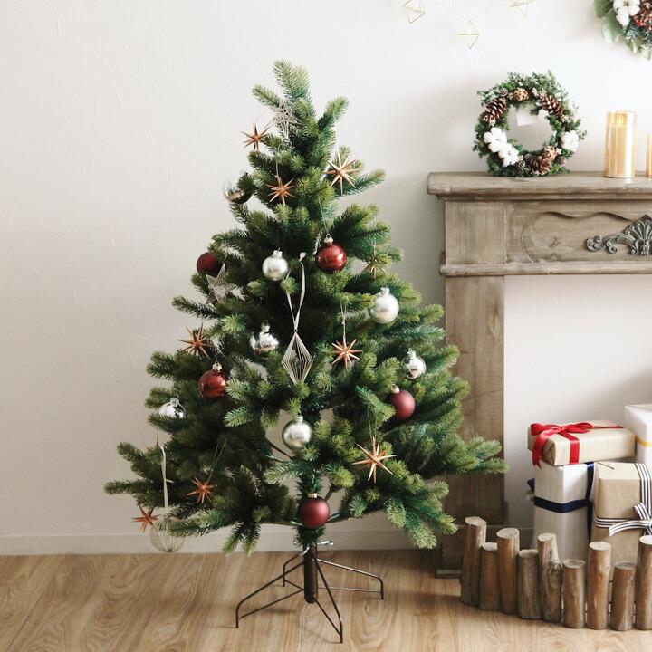 クリスマスツリー 120cm/RSグローバルトレード社【送料無料】