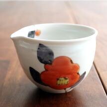 九谷青窯 徳永遊心 片口3.5寸 深鉢