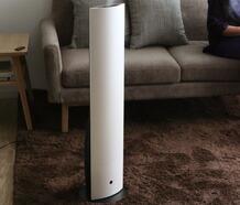 タワー型 ハイブリッド式加湿器 SHKD-352