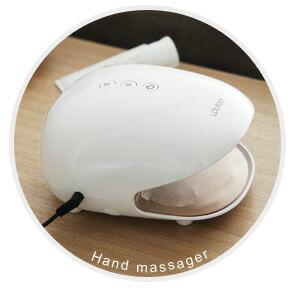 ハンドケア (ハンドマッサージャー) AX-HXL180 LOURDES 【送料無料】 【あす楽対応】 ルルド 【ハンドクリームのオマケ付】