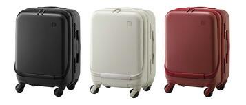 ±0 スーツケース 34L B010