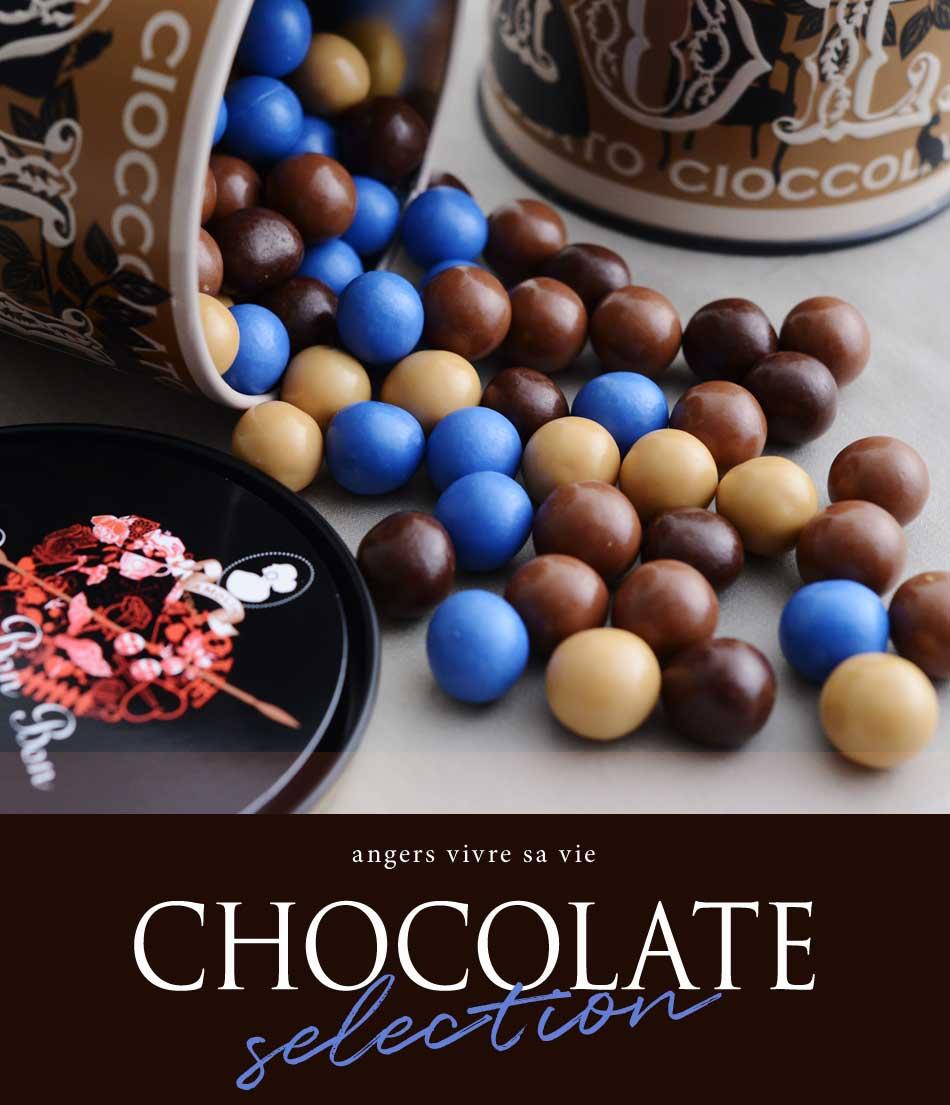 厳選チョコレート集めました