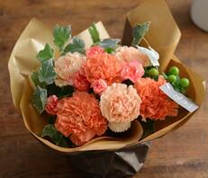 魔法のお花オレンジ