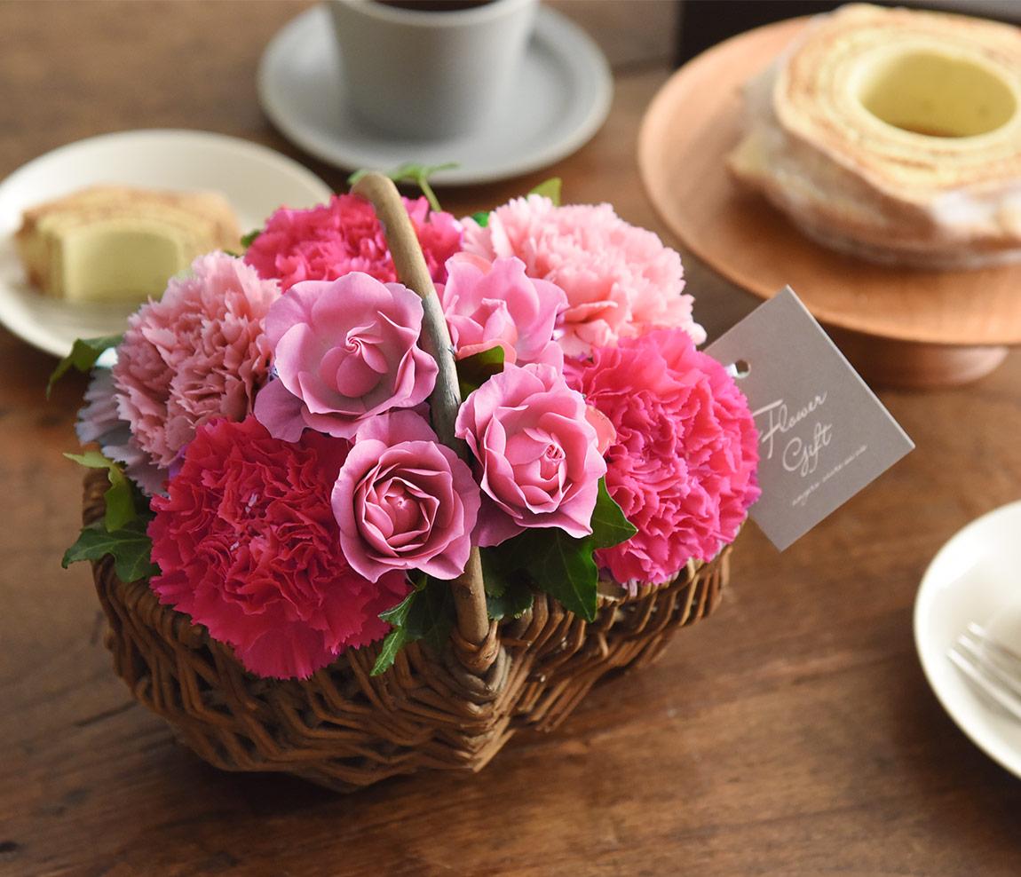 母の日お花