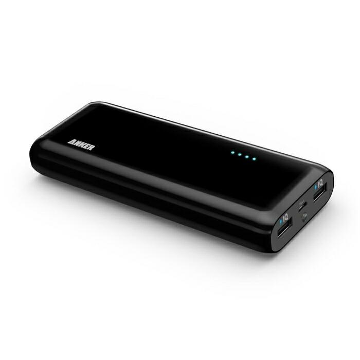 Anker Astro E5 第2世代 16000mAh モバイルバッテリー