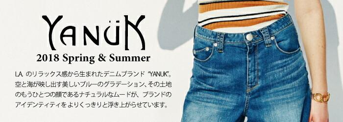 yanuk/ヤヌーク/yanuuku/やぬーく/新作/2017SS/2017春夏