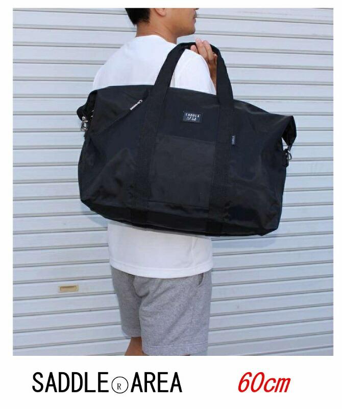 【送料無料】【SADDLE AREA】ボストンバッグ ボストン 旅行かばん キャンプ用品   スタイリストバッグ
