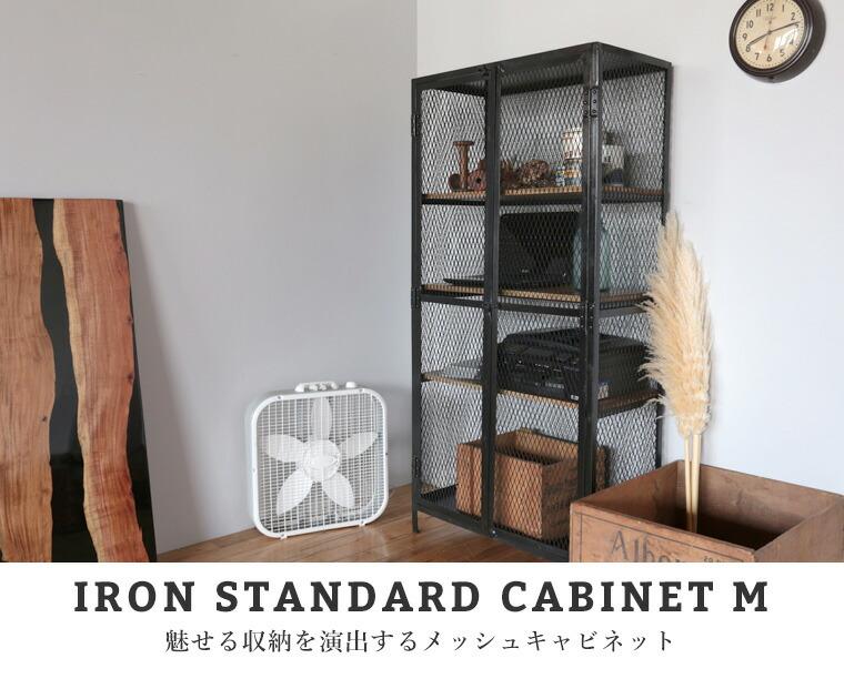 IRON STANDARD CABINET M