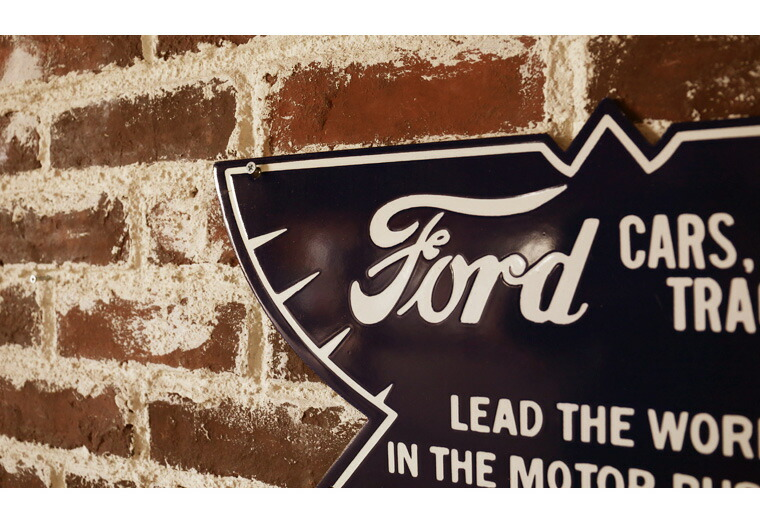 FORD SIGN WING REPRODUCTION