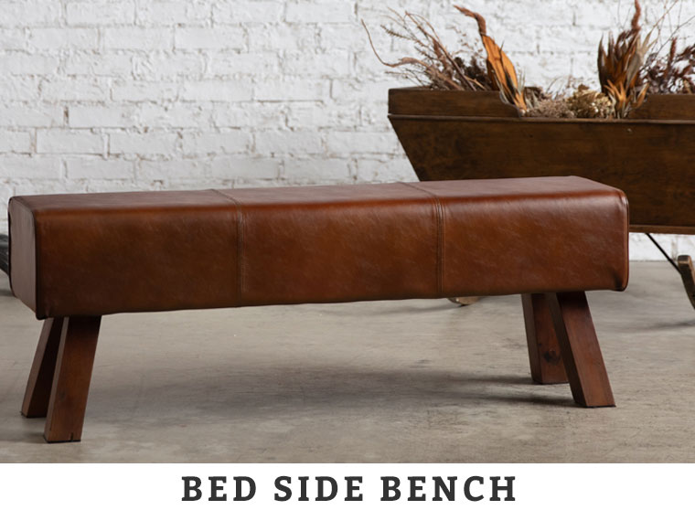BED SIDE BENCH