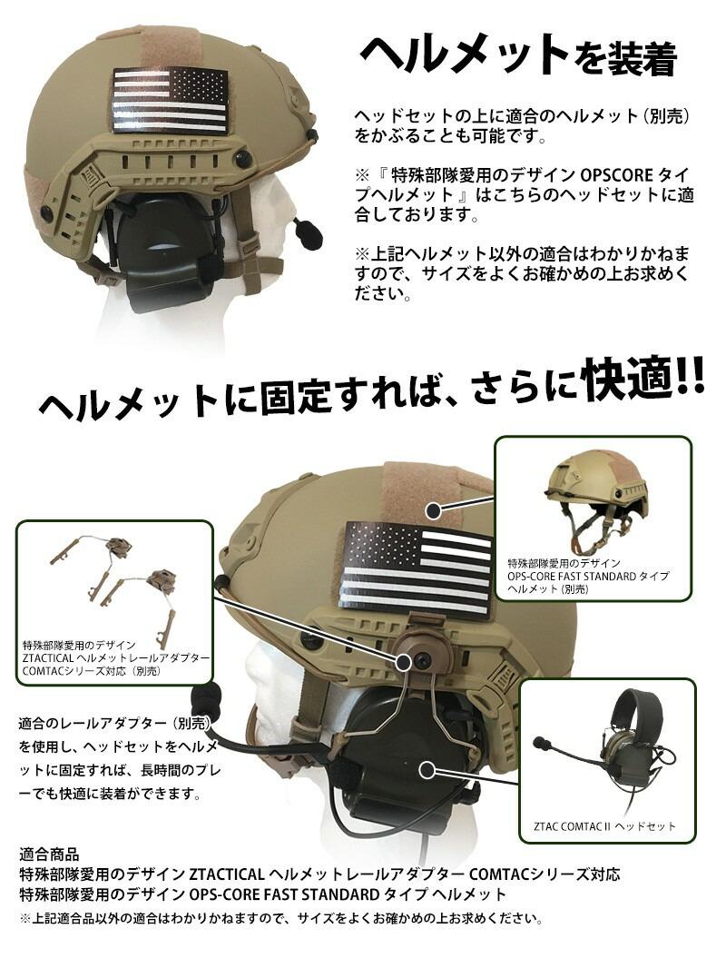 ヘルメットの装着