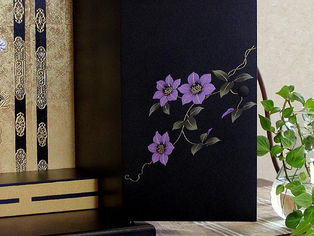 ミニ仏壇「鉄仙」小サイズ