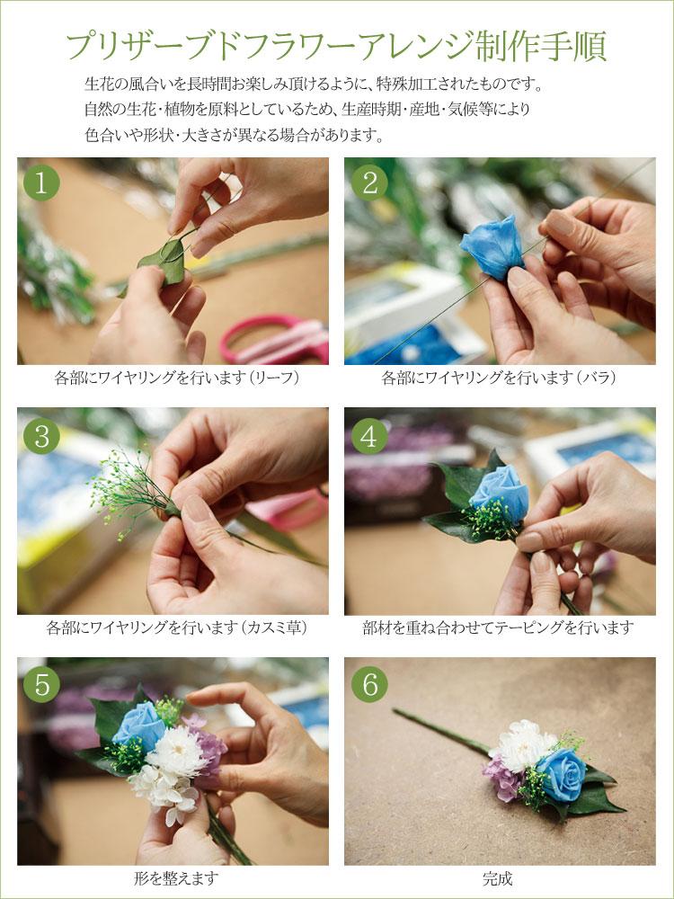 ミニ仏壇 プリザーブドフラワー 仏花 季節 花 フラワーアレンジメント お盆 お彼岸 進物