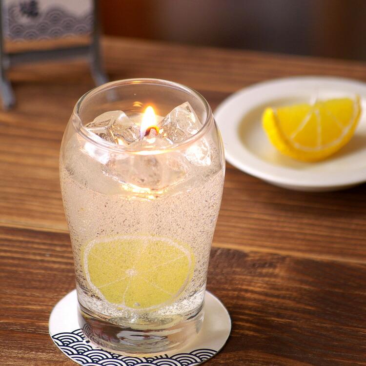 唐揚げとレモンサワー
