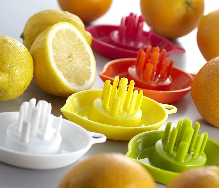 レモンしぼり革命 オレンジ キッチン用品 ジューサー