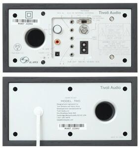 チボリオーディオ テーブルラジオ Model Two【Tivoli モデルツー ステレオ iPod スピーカ】