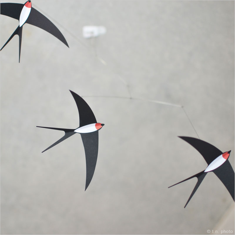 Swallow Mobile Flensted Mobiles