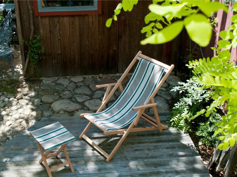 レジスタリラックスアーム コットンナチュラル ガーデンチェア La Sedia Regista Relax Arm イタリア アメリカ 屋外用チェア 椅子 イス