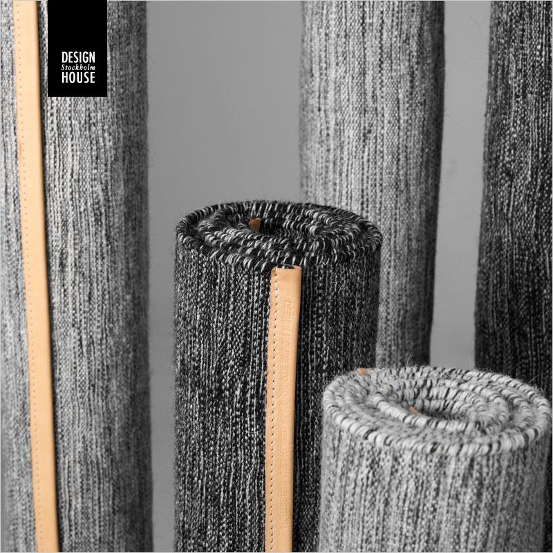 デザインハウス・ストックホルム Bjork Rug ビョーク ラグ カーペット 絨毯 敷物 Design House Stockholm 北欧 インテリア デザイン デザイナーズ