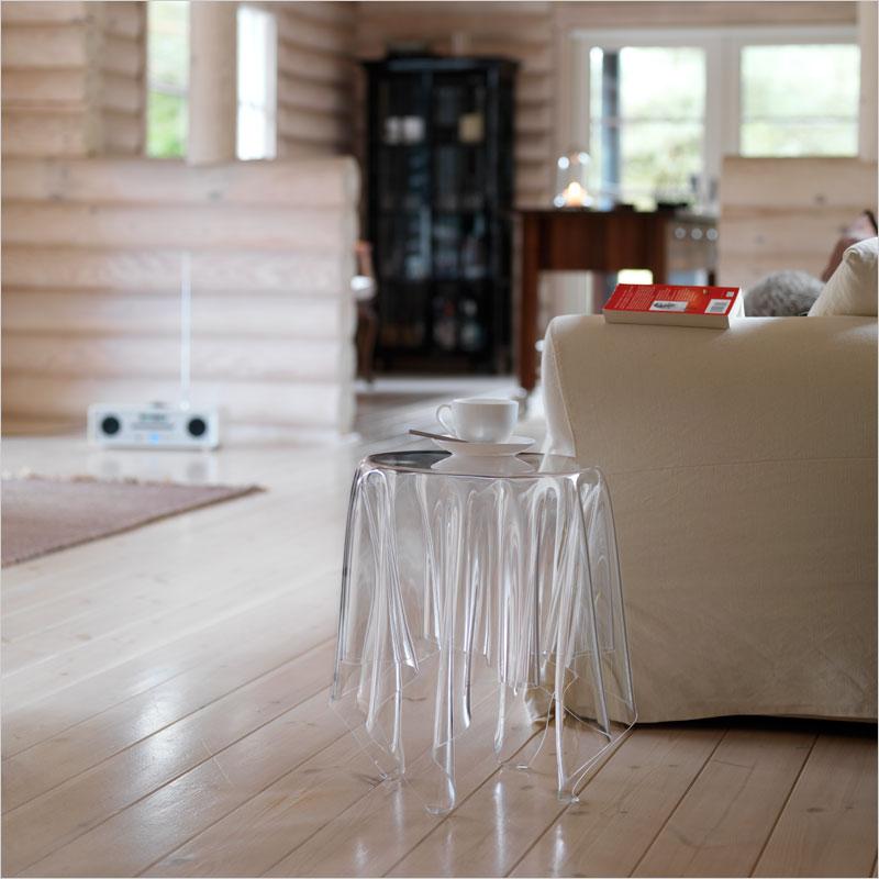 essey Illusion サイドテーブル エッセイ イリュージョン テーブル デザイナーズ 家具 机 インテリア ヨーロッパ