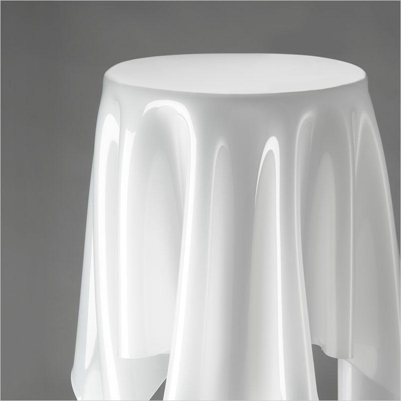 essey Tall Illusion サイドテーブル クリア エッセイ トールイリュージョン テーブル デザイナーズ 家具 机 インテリア ヨーロッパ