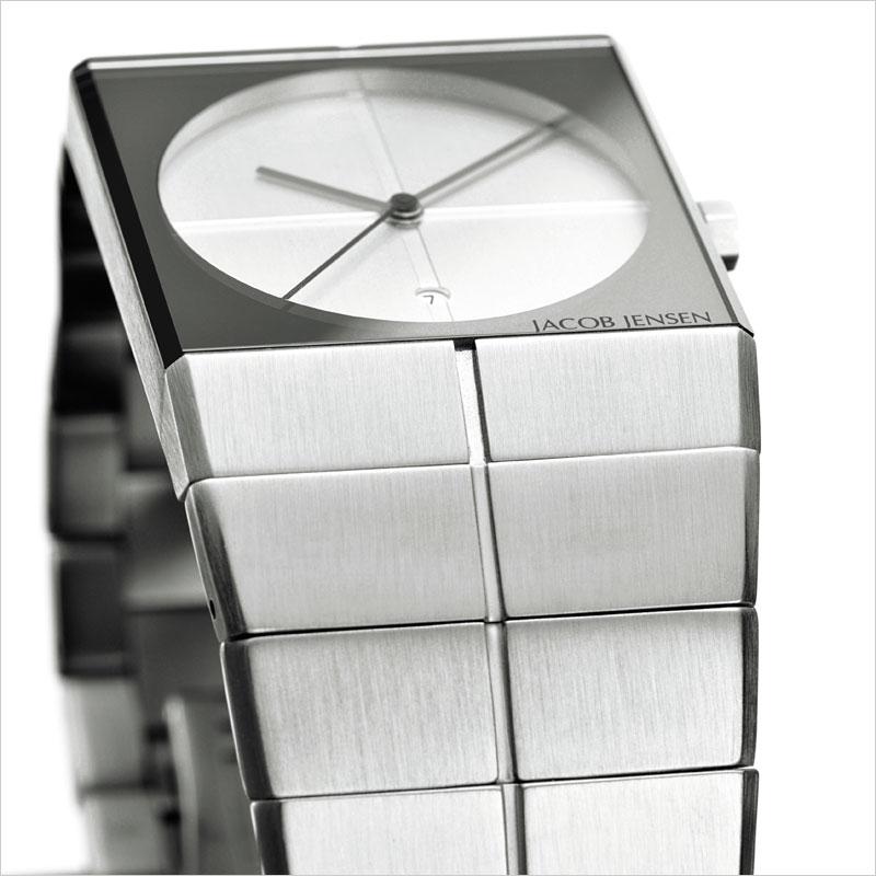 Jacob Jensen Icon 腕時計 JJ212 メンズ Jacob Jensen ヤコブ イェンセン 腕時計 服飾雑貨 アクセサリー 時計 デザイン デザイナーズ モダン ウォッチ