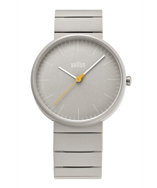 BRAUN Watch BN0171 BN0171GYGYG グレー 腕時計 メンズ ブラウンウォッチ 時計 リストウォッチ デザイナーズ 服飾雑貨 アクセサリー ドイツ ヨーロピアン