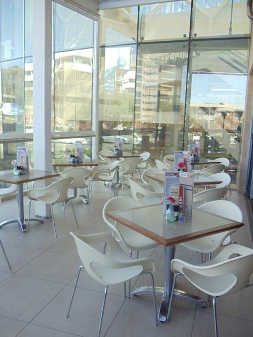 AREA declic サニー チェア 4脚セット デクリック Sunny スタッキングチェア デザイナーズファーニチャー 椅子 家具 イタリア製 モダン ミッドセンチュリー