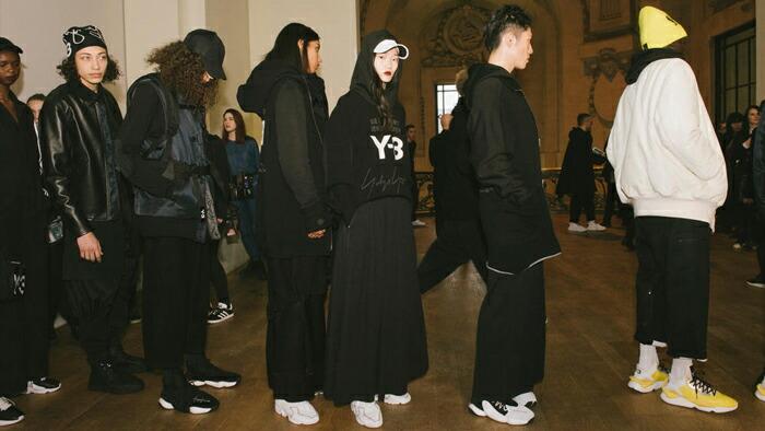 Y-3 ワイスリー Y-3 QASA HIGH Yohji Yamamoto adidas スニーカー キャップ Tシャツ
