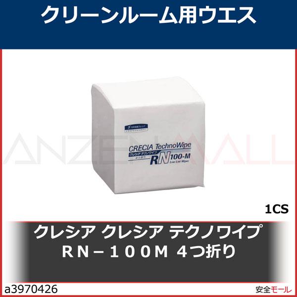 商品画像a3970426クレシア クレシア テクノワイプ RN-100M 4つ折り 63480 1CS
