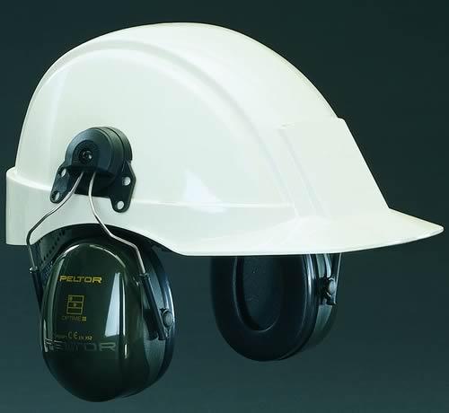 イヤーマフ H520P3E (NRR23dB) PELTOR 【防音・騒音対策】