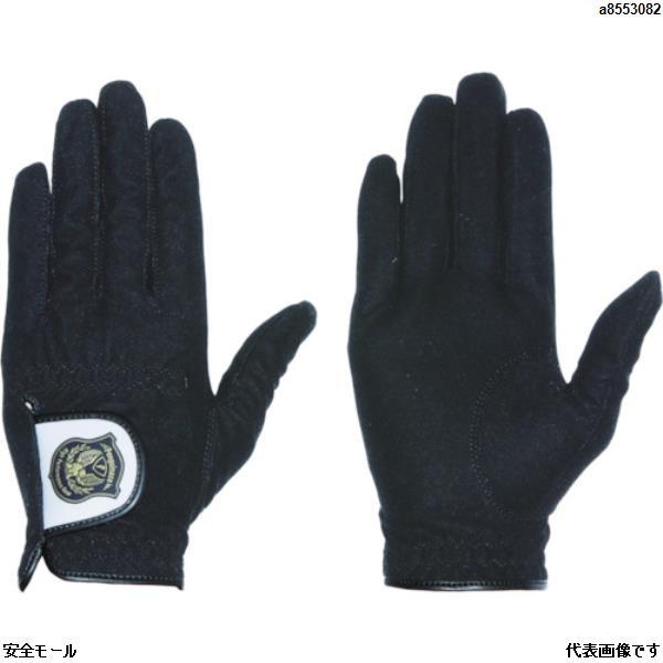商品画像a8553082ペンギンエース ポリスジャパン G-203 ブラック LL G203BKLL 1双