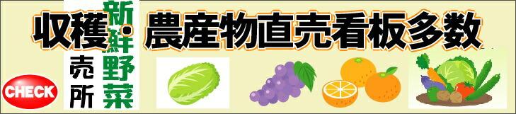 野菜直売看板 入山禁止