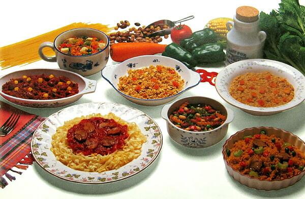 アルパインエア3日間食糧セット