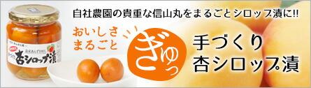 杏シロップ漬