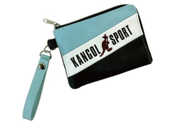 super popular f2646 ed55f KANGOL SPORT】【カンゴール】トリコカラーコインパスケース ...