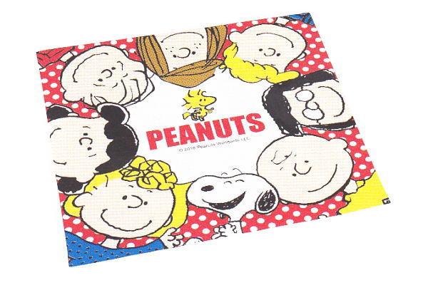 【SNOOPY】【スヌーピー】ランチクロス【フレンズ】【ピーナッツ】【グッズ】【キャラクター】【敷物】【ランチョンマット】【マット】【レジャー】【グッズ】【かわいい】