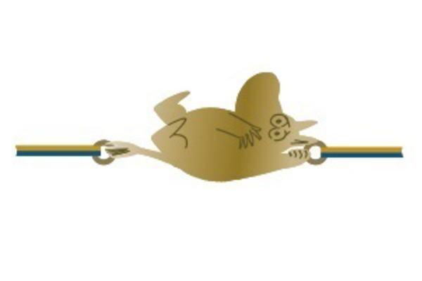 【ムーミン】【Moomin】静電気軽減ブレスレット【ひっぱられるムーミン】【リトルミイ】【ミイ】【アニメ】【絵本】【静電気軽減】【ブレスレット】【腕輪】【装飾】【静電気】【ファッション】【かわいい】